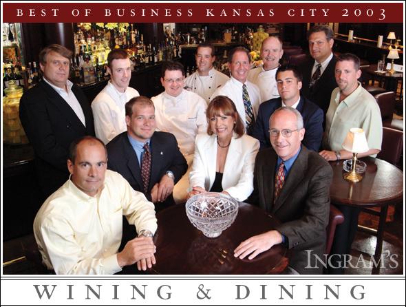 The Bristol Restaurant Kansas City Bristol Restaurant Kc Fine Dining
