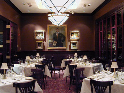 Capital Grille Kansas City Steak And Seafood Restaurant