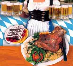 Berliner Bear German Restaurant In Kansas City